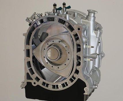 Роторный двигатель (РПД)